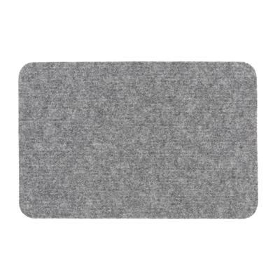 Коврик Soft 40x60 см, цвет серый