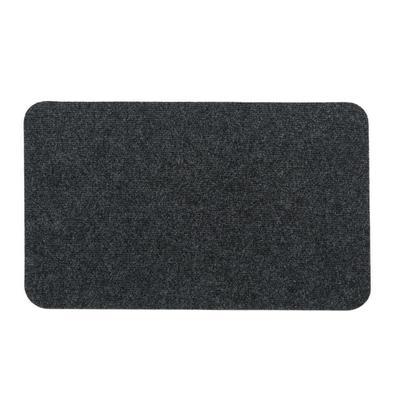 Коврик Soft 50х80 см, цвет чёрный