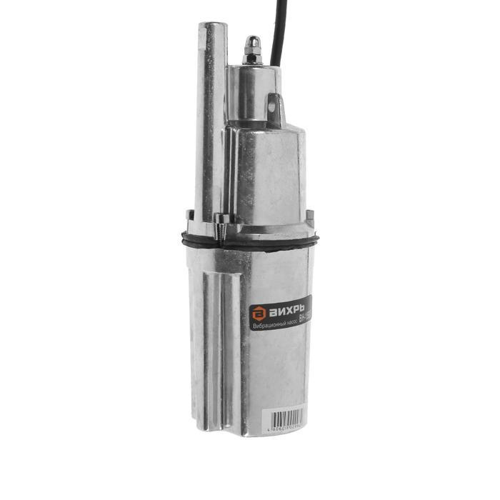 Насос вибрационный Вихрь ВН-15В3, 210 Вт, напор 72 м, 16 лмин, кабель 15 м
