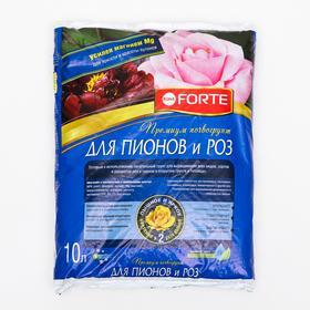 Грунт Бона Форте для роз и пионов, 10 л
