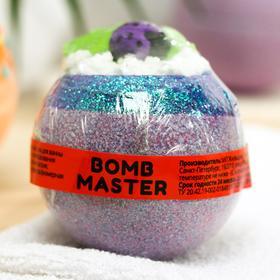 "Бомбочка для ванн Bomb Master ""Божья коровка"" , 130 гр."