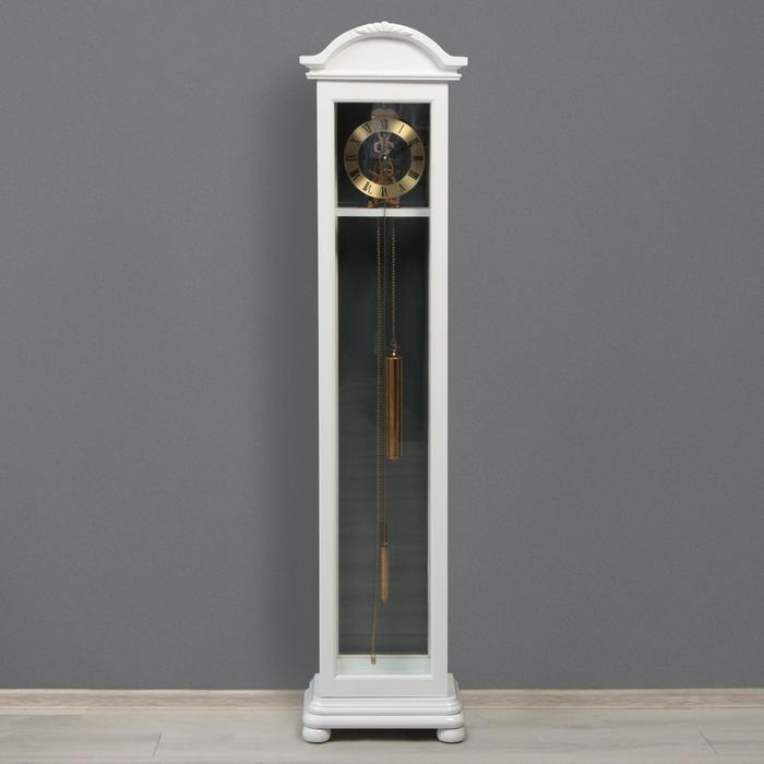 Часы напольные с боем, завод на 7 дней, 23х39х162 см