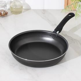Сковорода Белая калитва «Классика атлас», d=26 см