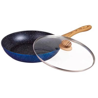 Сковорода «Сапфир» 20 см, c мраморным покрытием