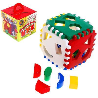 Логический куб - Фото 1