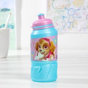 Бутылка Stor «Щенячий патруль. Девочка», 420 мл