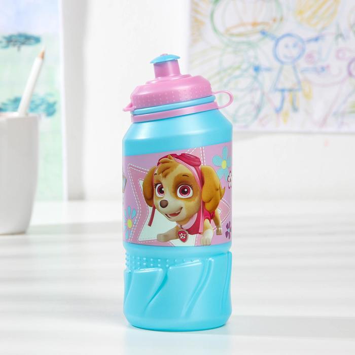 Бутылка «Щенячий патруль. Девочка», 420 мл