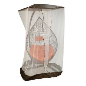 Чехол-москитная сетка для подвесного кресла 100 х 100 х 200 см, коричневый Ош