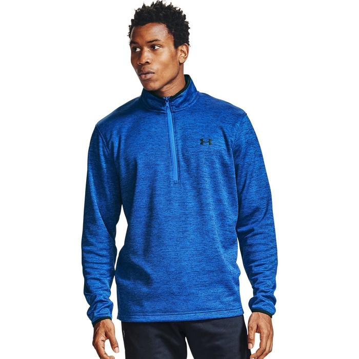 фото Джемпер under armour fleece 1/2 zip, размер 46-48 (1357145-401)