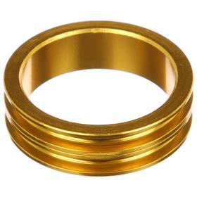 Кольцо проставочное 1-1/8'х10мм SPACER-R, алюминий, цвет золотой Ош
