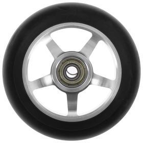 Колесо для трюкового самоката 100мм, AL6061/ПУ Ош