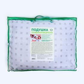Подушка ортопедическая гречишная, 50 x 40 см Ош