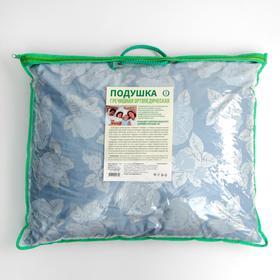 Подушка ортопедическая гречишная, 50 x 60 см Ош