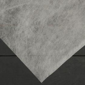 Материал укрывной, плотность 80, УФ, 0,8*10м , белый Ош