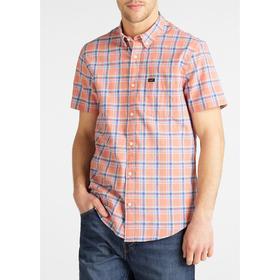 Рубашка Lee LEE BUTTON DOWN SS PAPRIKA, размер 50 (L886DGNI) Ош
