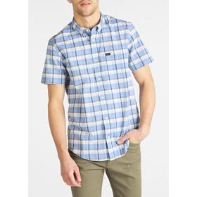 Рубашка Lee LEE BUTTON DOWN SS SUMMER, размер 48 (L886DGNJ) Ош