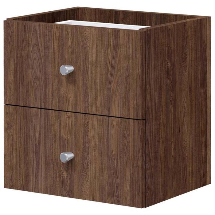 Встраиваемый элемент с 2 ящиками для стеллажа Home Smart, 33,4х32,3х27,6 см, цвет винтаж