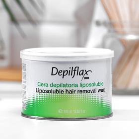 Воск для депиляции Depilflax100, розовый, 400 мл