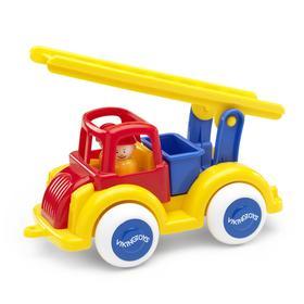 Набор «Пожарная машина» Jumbo, с фигурками