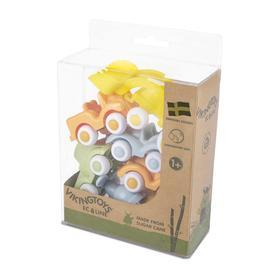Набор машинок-мини Ecoline, 7-11 см, 7 шт, в подарочной упаковке