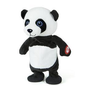 Интерактивная мягкая игрушка «Панда» Ripetix, в подарочной упаковке