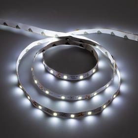 Комплект светодиодной ленты URM, 60 LED/м, 4.8 Вт/м, 12В, IP22, 6500К, 3 м