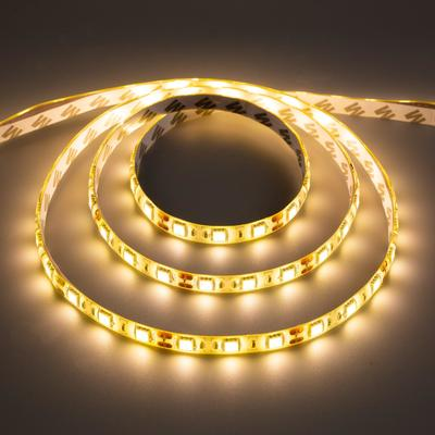 Комплект светодиодной ленты URM, 5050, 60 LED/м, 14.4 Вт/м, 12В, IP65, 3000К, 5 м
