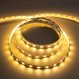 Комплект светодиодной ленты URM, 5050, 60 LED/м, 14.4 Вт/м, 12В, IP20, 3000К, 5 м, DIM