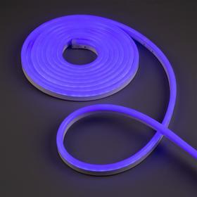 Гибкий неон, 5 м, LED/м-120-SMD2835-220V, IP65, RGB Ош