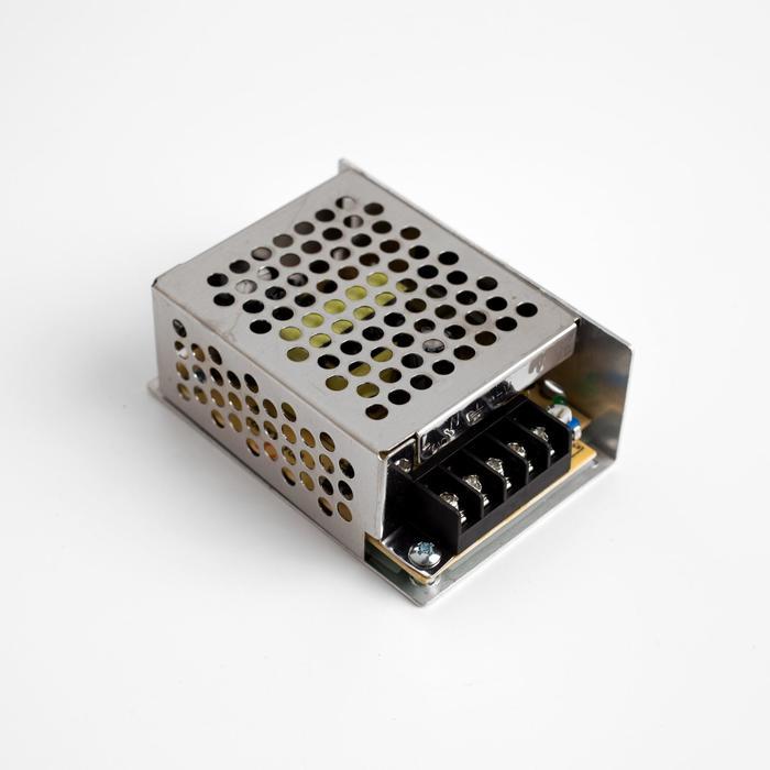 Блок питания для светодиодных лент и модулей URM, 36 Вт, 12 В, IP22, металл