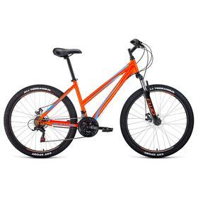 """Велосипед 26"""" Forward Iris 2.0 disc, цвет оранжевый, размер 17"""""""