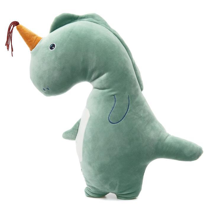 Мягкая игрушка Динозавр Рокки, 50 см
