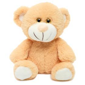 Мягкая игрушка «Медвежонок Сильвестр», цвет золотой, 20 см,