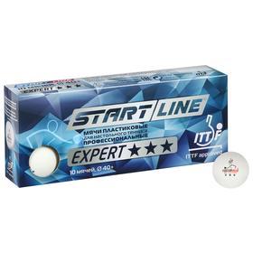 Мячи Start line  EXPERT  3* (10 шт)