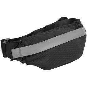 Поясная сумка tagBag черная, 22х11х6 см