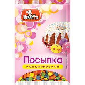 """Посыпки кондитерские декоративные  """"Радуга-конфетти"""", 7 г"""