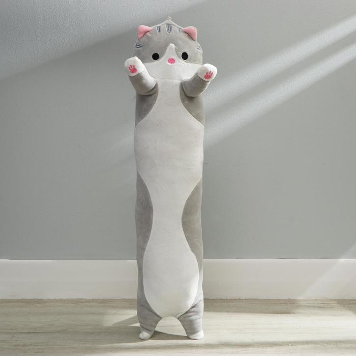 Мягкая игрушка Кот, 110 см, цвета МИКС