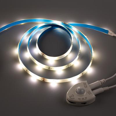 Комплект светодиодной ленты Uniel, 30 LED/м, 4.8 Вт/м, 220 В, IP65, 4000К, 1.2 м х 2 шт, DIM