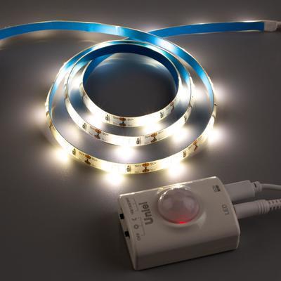 Комплект светодиодной ленты Uniel, 30 LED/м, 2,4 Вт/м, 220 В, IP65, 4000К, 1 м, RECH