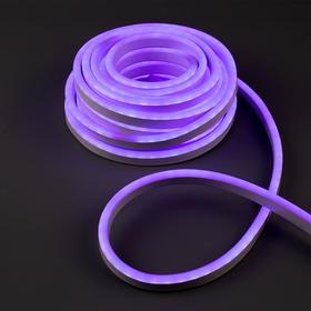 Гибкий неон Uniel, 10 м, IP67, LED/м-80-SMD2835-220V, RGB Ош