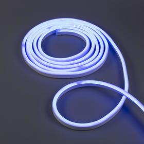 Гибкий неон Uniel, 5 м, IP67, LED/м-80-SMD2835-220V, RGB Ош