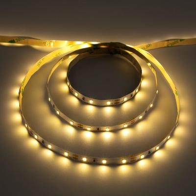 Комплект светодиодной ленты Volpe, 60 LED/м, 4.8 Вт/м, 220 В, IP20, 3000К, 2.5 м