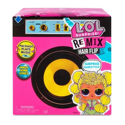 Кукла LOL. Remix Hairflip - Фото 1