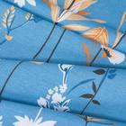 Постельное бельё 1,5сп Pastel «Ботаника» 147х217, 150х220, 70х70 - 2 шт - Фото 2