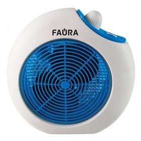 Тепловентилятор Faura FH-10 Blue, 2000 Вт, 20 м2, белый Ош