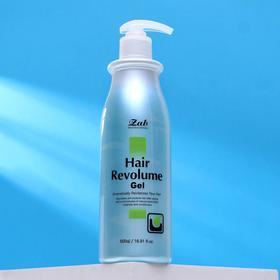 Гель для укладки волос JPS Zab Hair Revolume Gel, 500 мл