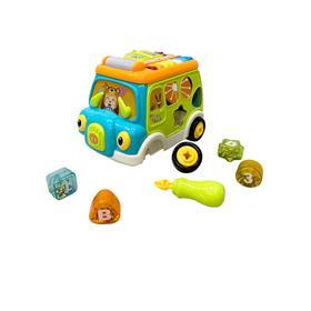 Развивающий игровой центр Everflo Baby bus