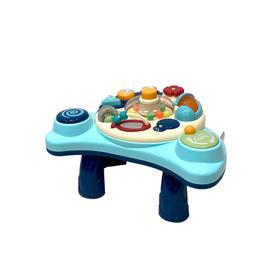 Развивающий игровой центр Everflo Little DJ, blue