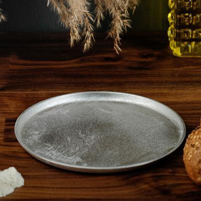 Форма для выпечки булочек, 146х10 мм, литой алюминий - Фото 1
