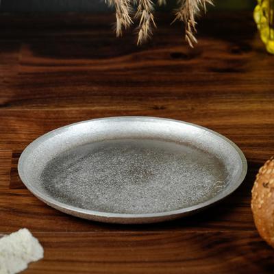 Форма для выпечки булочек, 132х10 мм, литой алюминий - Фото 1